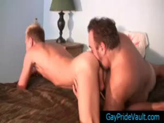 Blonde Is Getting His Butt Rimmed By Bear By Gaypridevault