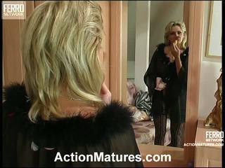 Agatha un rolf leggy mamma iekšā darbība