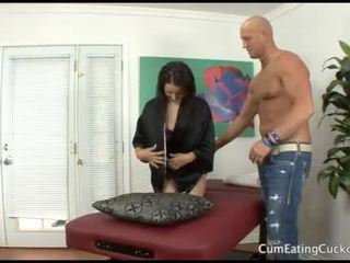 Sophia gets її манда punded по її lovers пеніс