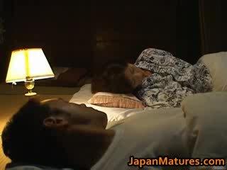 Chisato shouda απίστευτο ώριμος/η ιαπωνικό