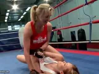 Tanya Tate vs Nikita Williams