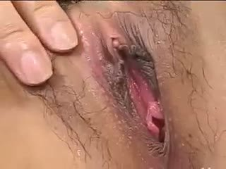 Student From Korean Touching Her Clit