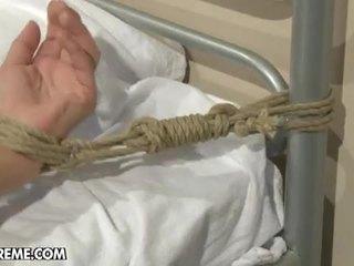 nice ass, toys, painful