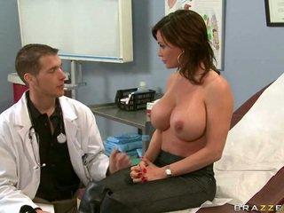 Doktor kell fog egy néz nál nél a vagina