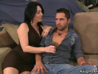 brunette vid, ideal white porno, watch blowjob fuck