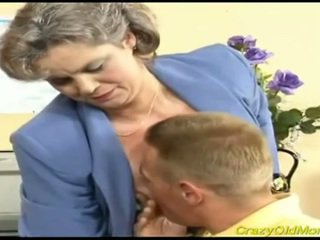 Mature Lady Getting Banged