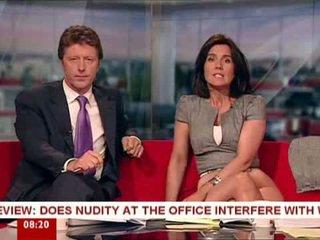 Susanna reid spelen met seks speeltjes op breakfast tv