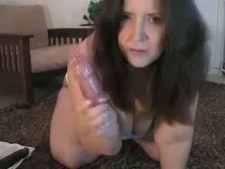 Läkkäämpi bbw anaali verkkokameran