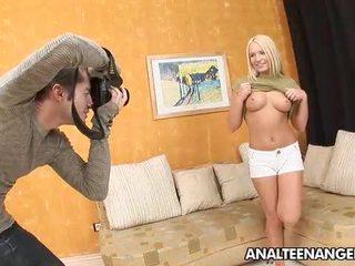 Enenjoyment Astounding Oral Job By Cute Slut Britney Spring