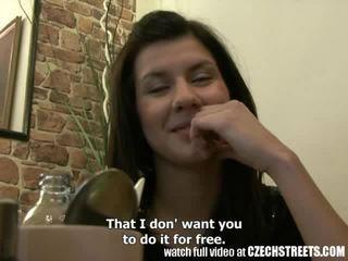 Cseh streets - fiatal tini lány gets azt kemény -ban hotel szoba videó