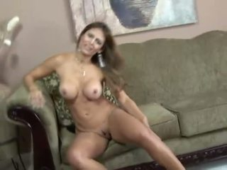Monique Fuentes rides a cock deep in her mouth