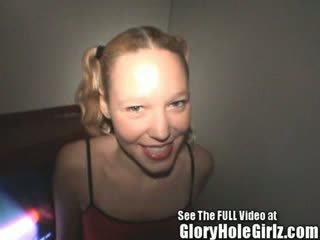 Liv wylder frist čas na the gloryhole