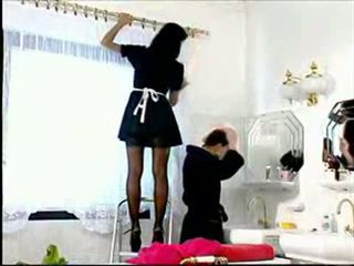 Slutty cameriera anita biondo