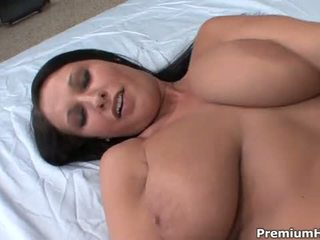 Huge Amazing Tits Bella Blaze Getting Her Tight Pink Filled