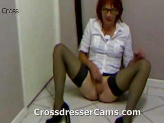 fun crossdresser all, ass more, most crossdressing more