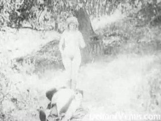 Piss: antique porno 1915 - une gratuit tour