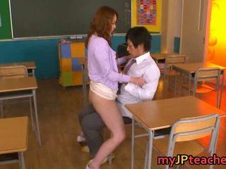 Guru enjoying besar zakar/batang