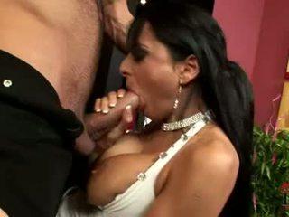Ravishing Brunette Alison Lohman Loves Her Man's Dick Soaking Hot In Her Mouth