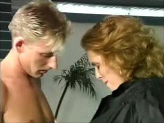 集団セックス, 巨乳, ドイツ語, 毛深い