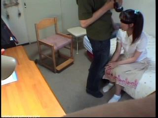 Innocent Blowjob Girl Gets Cum In Mouth