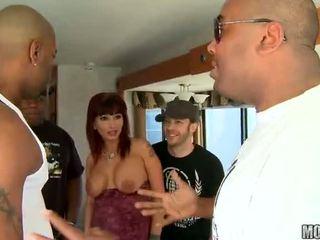Redhead MILF Carie Ann Gets Her Butt Fucked Video
