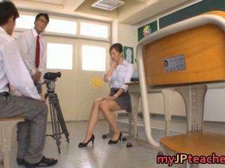 Kaori Hot Chinese Master Having