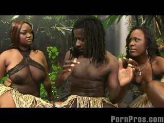 Africana porno