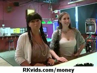 Blitz porno nur für geld 9