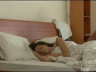 check sleeping, nice sleeping sex new, teen ideal