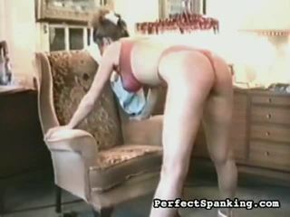 Spanking Is What This Porn Movie Is About.
