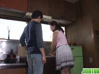 japanese, blowjob, masturbation, mature