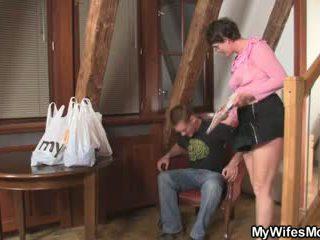Cock-hungry asu seduces son in law