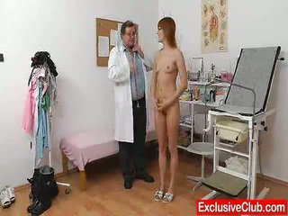 Awesome Ginger Lucy Bell Asshole Plug Therapy