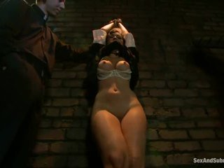 Corporal Punishment For Sinful Nun Angell Summers