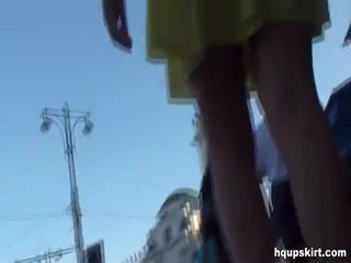 Mix Of Movies By HQ Upskirt