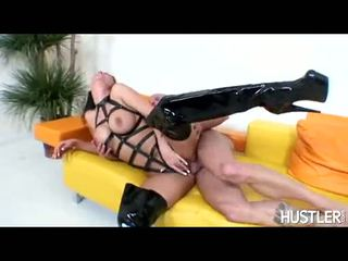Lusty Blonde Phoenix Marie Gets Sprayed With A Warm Jizzload On That Boyr Mouth