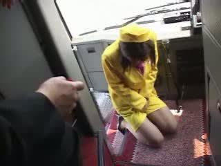 πορνογραφία, ιαπωνικά, λεωφορείο