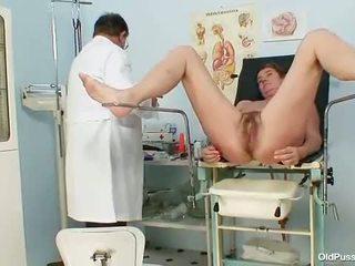 mature, hospital, gyno exams