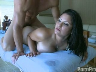Scorching Hot Sophia Lomeli Gets Screwed So Good She Can't Wait To Get Jizzed