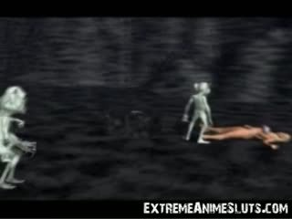 Al 3-lea aliens pe o printesa!