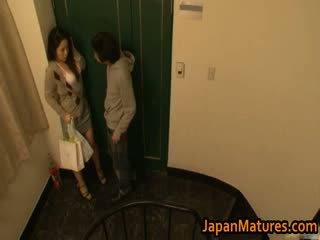 Ayane asakura reif asiatisch modell has sex
