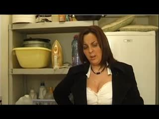 FRENCH CASTING 99 brunette anal mature mom milf and old man