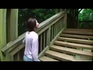 japanese, outdoor hot, see amateur watch