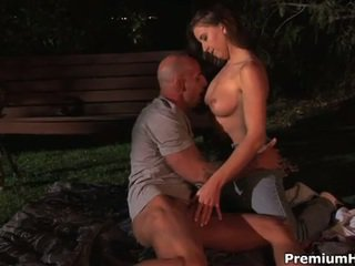 Kelly kline loves fucking at night