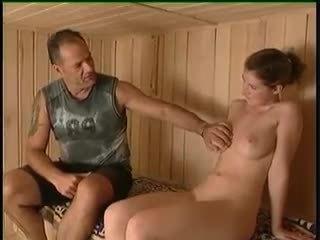 Sauna diversión