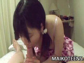 Mamiko Takahata Tight Shaved Japanese Teen Pussy