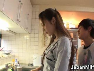 blow job, head giving, japanese, sucking boob porm