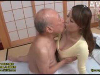 באינטרנט שחרחורת מלא, טרי יפני מדורג, cumshot