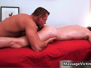 Jake steel mua shis super constricted thân thể massaged