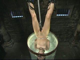 Zniewolenie i woda tortura